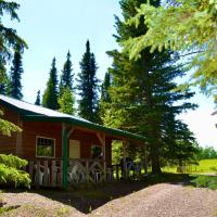 Schott's Lake RV & Guest Ranch, hotel em Sundre