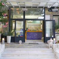 Hotel Atlantis, hôtel à Nea Kallikratia