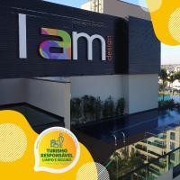 I Am Design Hotel + Residence, hotel em Campinas