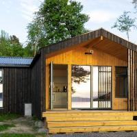 FUGELVÅGEN, cabins and glamping