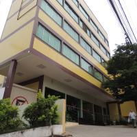 Hotel Guapindaia Praça, отель в городе Риу-Бранку