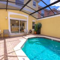 Magical 3Bdr 2bth for 6ppl with Pvt Pool With Huge Clubhouse and amenities near Disney Parks