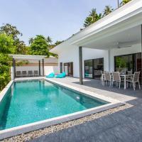 Villa Nirvana 3 Br, 500m from the beach