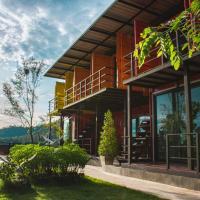 INBOX Living Rimkhong โรงแรมในเชียงคาน