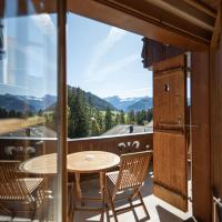 Boutique Hotel Alpenrose, hotel in Gstaad