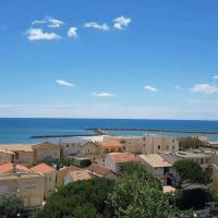 Duplex grand standing vue mer et port