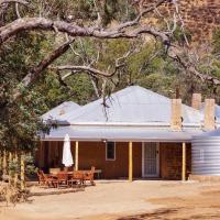 Upalinna Station Shearers Quarters, hotel em Flinders Ranges