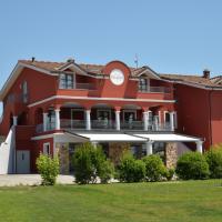 Villa Nadar, hotell i Altopascio