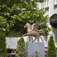 Hotel Weisses Ross, hotel in zona Aeroporto di Memmingen - FMM, Memmingen