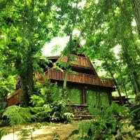 Matilde's Chalet Etna Nature House