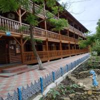 База відпочинку Тернопіль, готель у Затоці