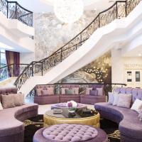 Звездный Отель WELLNESS & SPA, hotel in Sochi