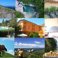 Hotel Ristorante Montenerone: Apecchio'da bir otel