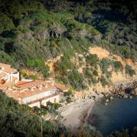 Appartamento in torre sul mare con vista spettacolare, hotel a Monte Argentario