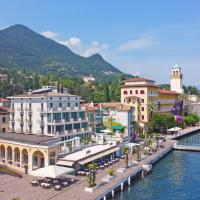 Hotel Du Lac, hotell i Gardone Riviera