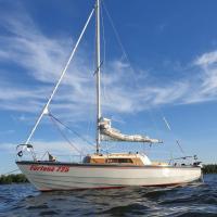 Sailboat Waarschip Fortuna 725