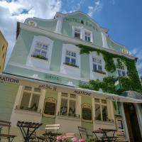 Hotel Šipka, hotel ve Štramberku