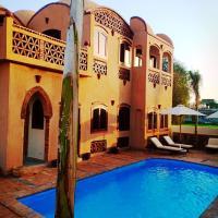 Nile Den Dome Villa