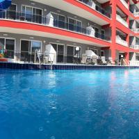 Red Luxury Aqua