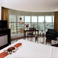 Golden Crown Grand Hotel, hotel in Hat Yai