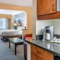 Clarion Pointe, hotel v destinaci Medford