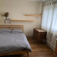 Big Double Room in Putney Heath, SW London