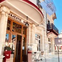 LOGIS Hotel Majestic Chatelaillon Plage - La Rochelle, hôtel à Châtelaillon-Plage