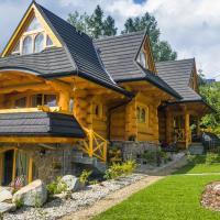 Przystań w Tatrach - Przytulne Domki i Apartamenty-Luxury Chalets and Apartments