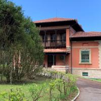 La Rectoral, hotel in Vidiago