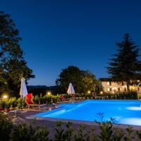 Agriturismo Podere Coldifico, hotell i Sassoferrato