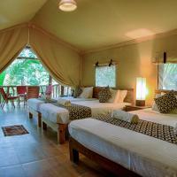 Athgira River Camping - Udawalawe, hotel in Udawalawe