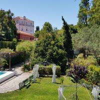 Vila Libania, hotel in Queluz