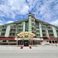 Hotel Montana Palace, hotel em Kruševo