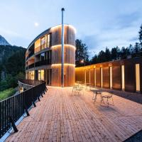 Hotel Arnica Scuol - Adults Only, отель в Скуоле