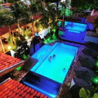 Hotel Pousada Natural, hotel em Brotas