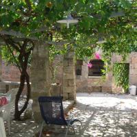 appartamentino in villa antica, hotel a Marina Serra