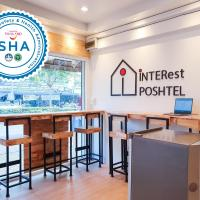 INTERest POSHTEL, hotel near Don Mueang International Airport - DMK, Bangkok