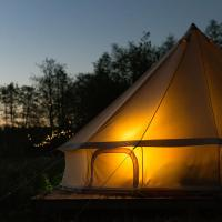 Surrey Lakes Glamping, hotel in Guildford