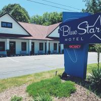 Blue Star Motel, hotel in Douglas