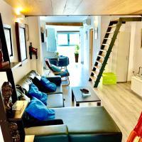 Duplex in Ruzafa
