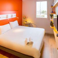 ibis budget Beauvais Aeroport, hotel near Paris Beauvais-Tille Airport - BVA, Tillé