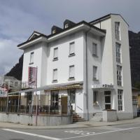 Albergo Svizzero, отель в городе Бьяска