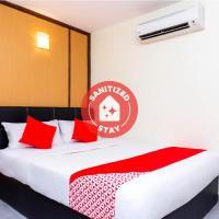 OYO 756 Muar City Hotel, hotel in Muar
