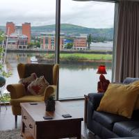 Luxury Apartment Marina Views at Titanic Quarter