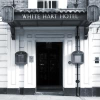 The White Hart Hotel Lincoln, hotel in Lincoln