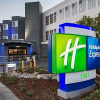Holiday Inn Express Mountain View South Palo Alto, an IHG hotel