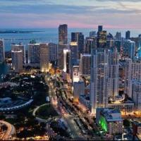 Miami Luxury Sunset View
