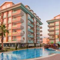 Turkuaz Apartment, отель в городе Аланья