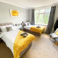 New Contractor House Near LLA Airport & M1 by Comfy Workers, hotel near London Luton Airport - LTN, Luton