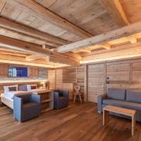 Hotel Crusch Alba Swiss Lodge Zernez